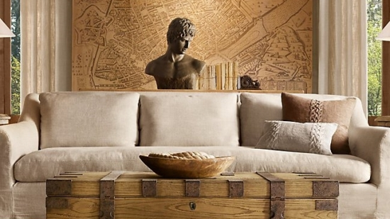 Image courtesy of Restoration Hardware